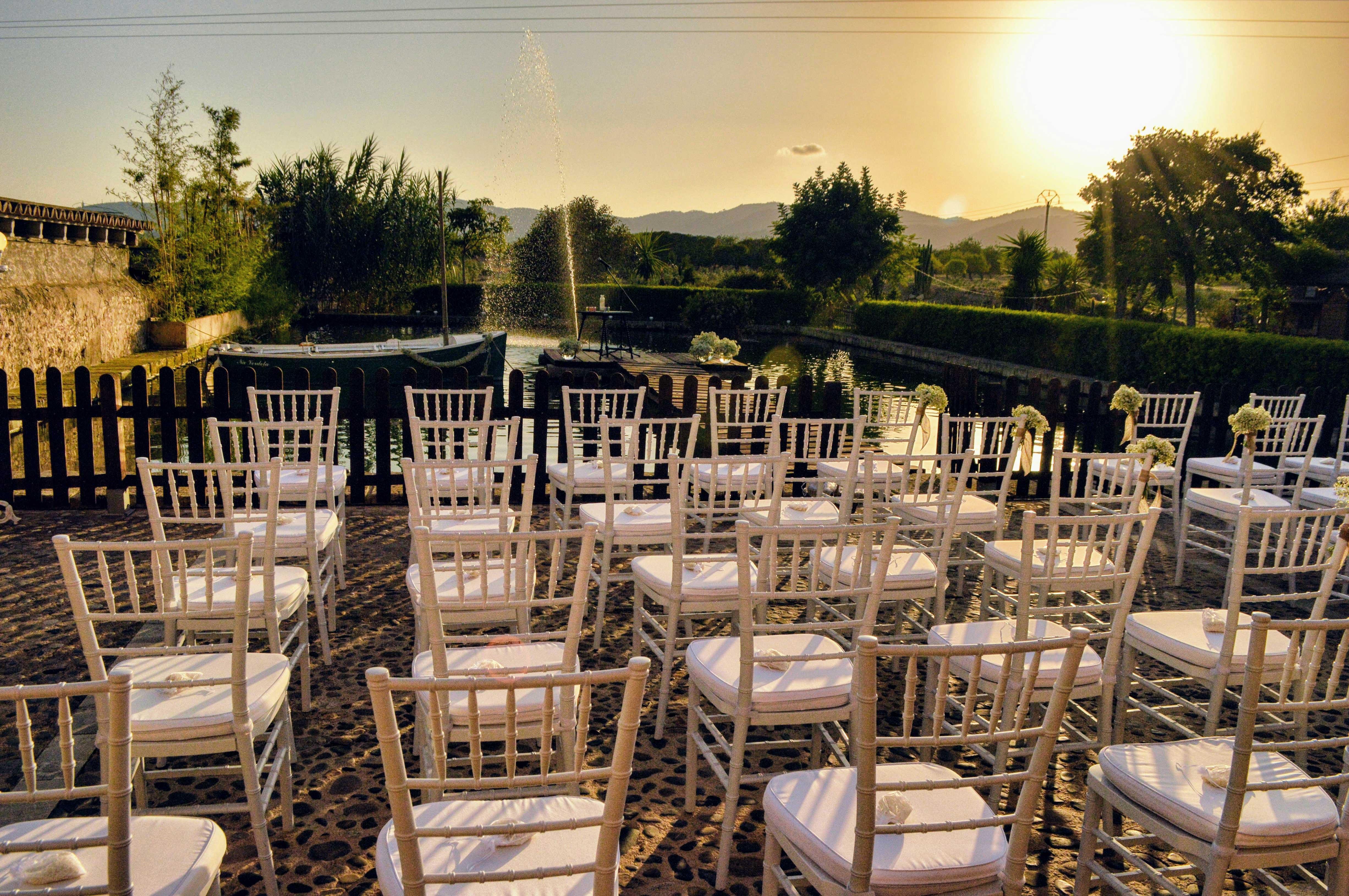 Ceremonia boda blanc i negre events