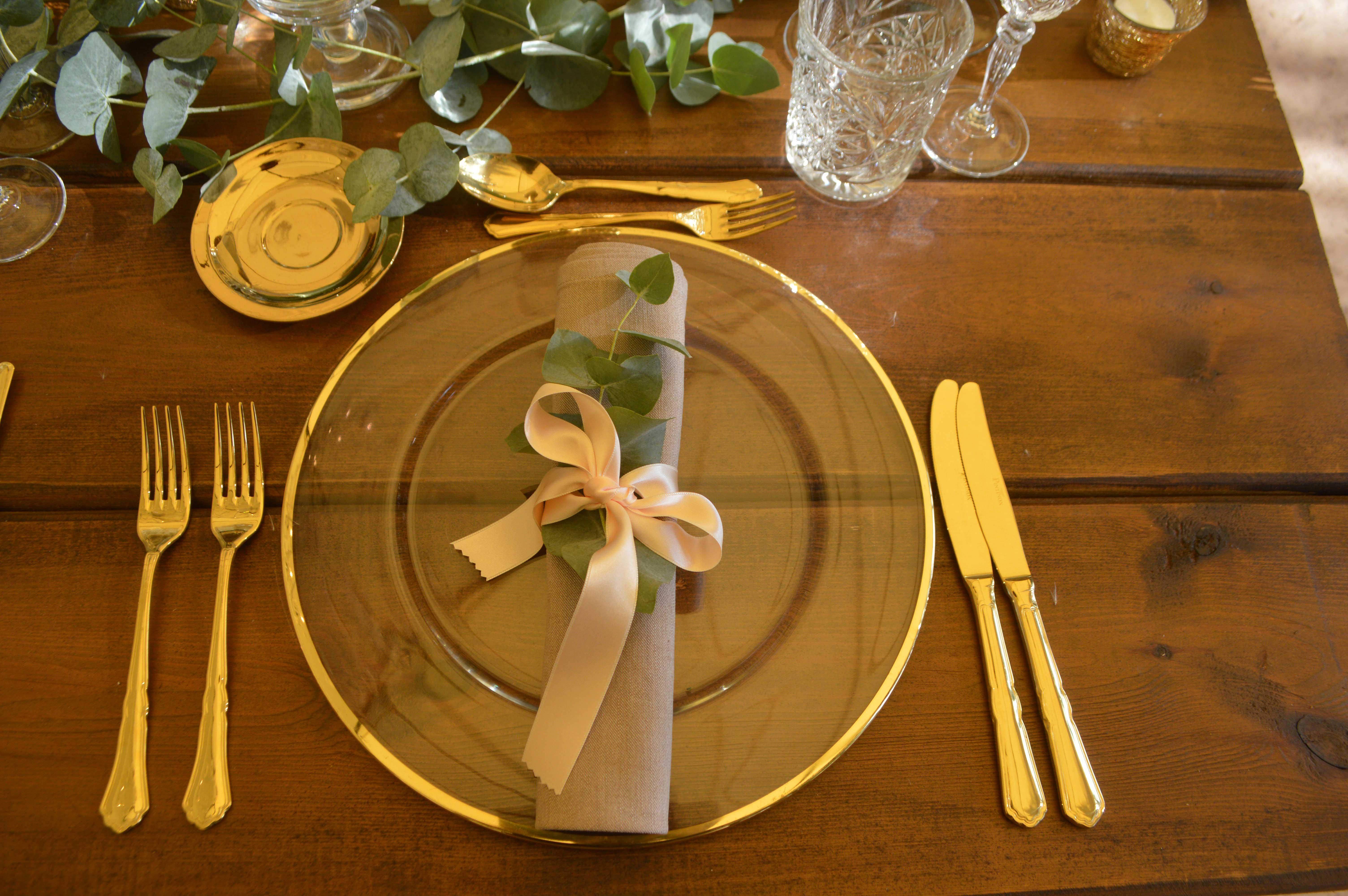 decoracion mesas blanc i negre events